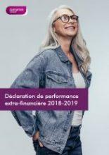 Déclaration de performance extra-financière 2018-2019