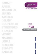 Rapport semestriel 2019-2020